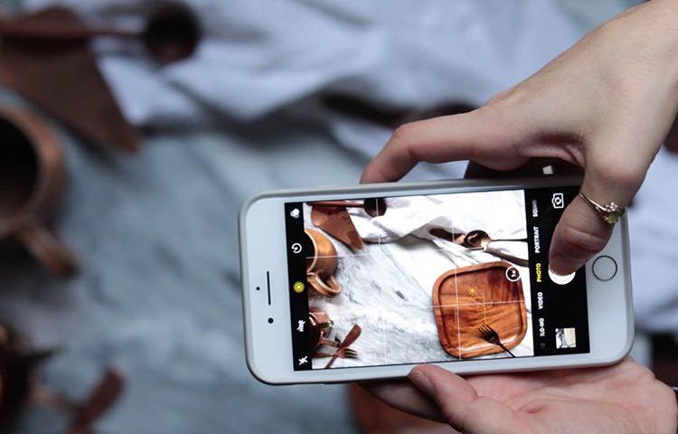 ۳ ترفند عکاسی حرفه ای به سبک طبیعت بی جان برای اینستاگرام
