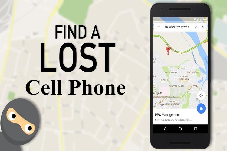 آموزش ردیابی موقعیت گوشی هوشمند اندروید