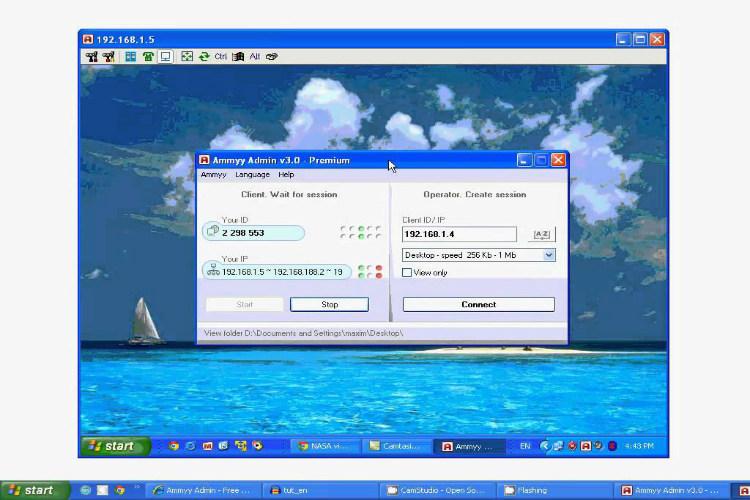 دانلودAmmyy Admin Premium+Corporatev3.5-نرم افزار کنترل از راه دور سیستم