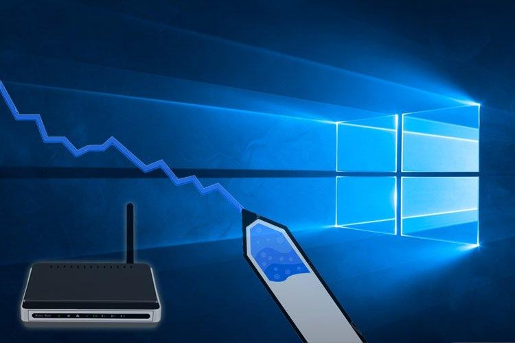 هفت روش کنترل مصرف اینترنت در ویندوز 10