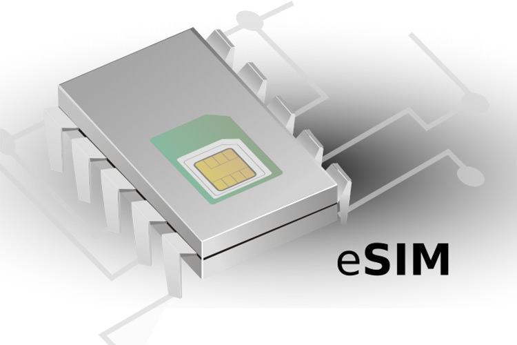 سیم کارت الکترونیکی یا eSIM