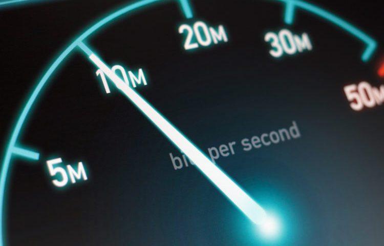 مطمئن شدن از سرعت اینترنت نامحدود