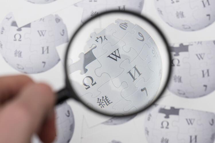 بررسی رفتار کاربران ویکی پدیا برای جستجو