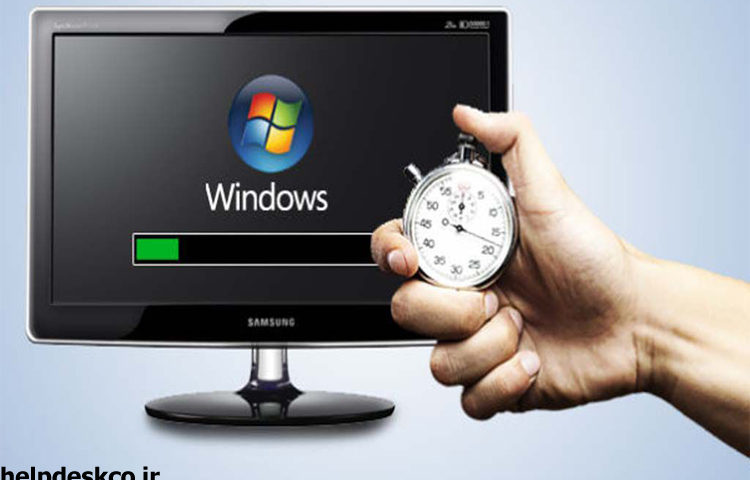 پنج دلیل کند شدن سرعت کامپیوتر