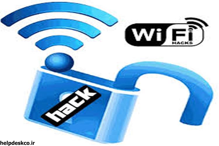 پیدا کردن دستگاه های متصل به شبکه وای فای
