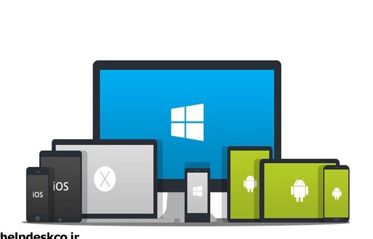 راهنمای تصویری اتصال گوشی هوشمند به ویندوز 10
