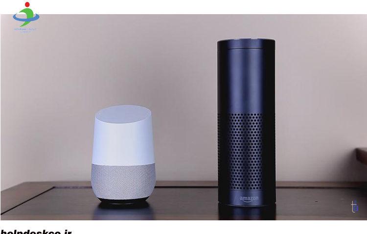 مقایسه دو دستیار دیجیتال گوگل اسیستنت و الکسا