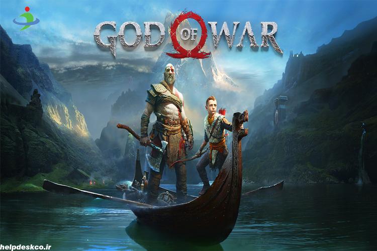 بررسی بازی God of War