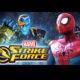 بررسی بازی موبایل Marvel strike force