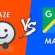 گوگل مپ یا ویز؛ کدام برای اطلاع از ترافیک مسیر و تلههای سرعت بهتر است