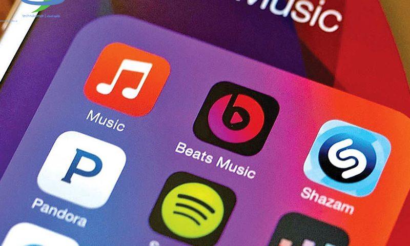 اپلیکیشنهای موسیقی دوران قرنطینه