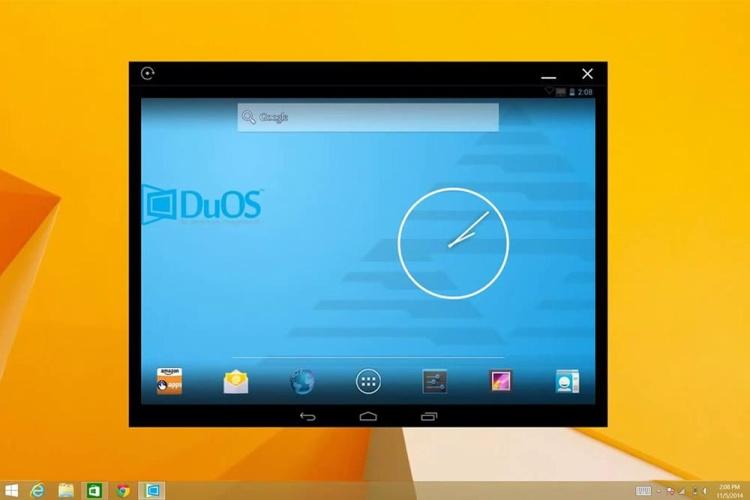 با AMIDuOS آندروید را روی ویندوز اجرا کنید + دانلود