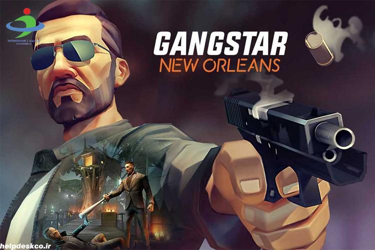 بررسی بازی موبایل Gangstar New Orleans