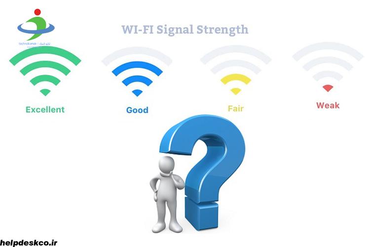 بهترین مکان برای دریافت سیگنال وای فای